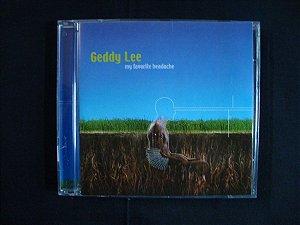 CD Geddy Lee - My Favorite Headache