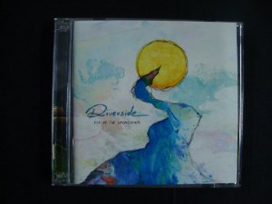 CD Riverside - Eye of the Soundscape - Duplo Importado