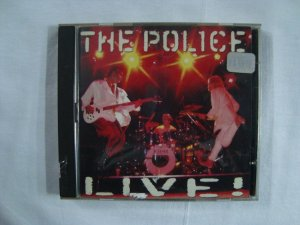CD The Police - Live ! - Duplo