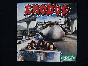 CD Exodus - Impact is Imminent - Importado