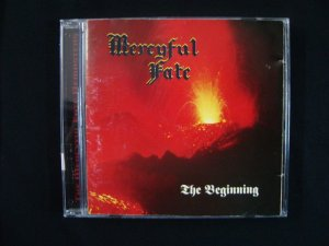 CD Mercyful Fate - The Beginning