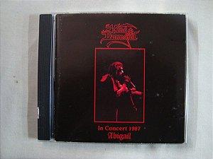 CD King Diamond - Abigail In Concert 1987 - Importado