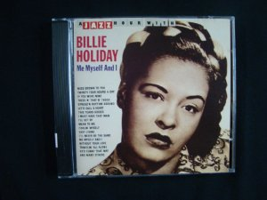 CD Billie Holiday - Me Myself and I