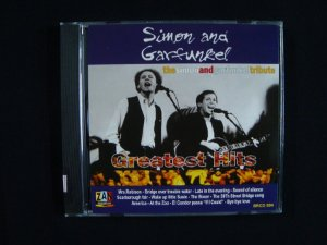 CD Simon and Garfunkel - Tribute - Greatest Hits