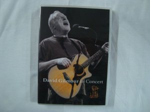DVD David Gilmour - In Concert