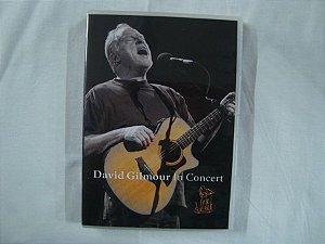 DVD David Gilmour - In Concert