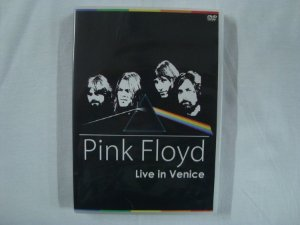 DVD Pink Floyd - Live in Venice