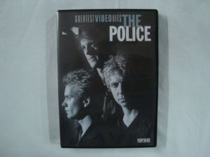 DVD The Police - Greatest Video Hits