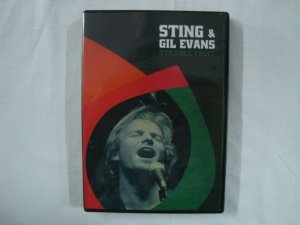 DVD Sting & Gil Evans - Strange Fruit