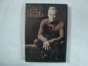 DVD Sting - Inside - The Songs of Sacred Love