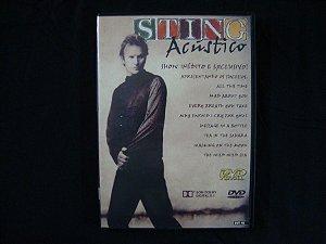 DVD Sting - Acústico