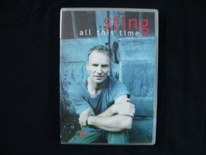 DVD Sting - All this time