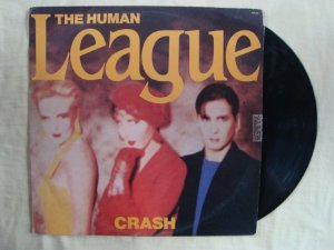 Disco de Vinil The Human League - Crash