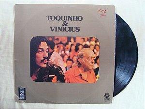 Disco de Vinil Toquinho & Vinicius