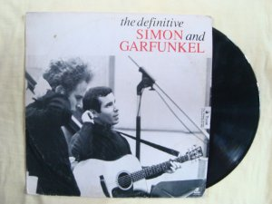 Disco de Vinil - The Definitive Simon and Garfunkel