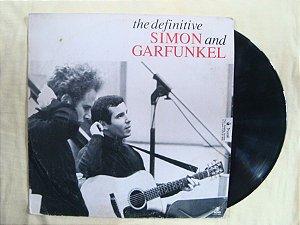 Disco de Vinil - The Definitive Simon and Garfunkel