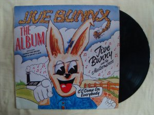 Disco de Vinil - Jive Bunny - The Album