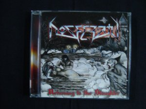 CD Nosferatu - Returning to the Slaughter