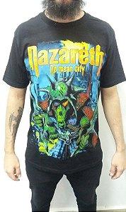 Camiseta Nazareth - No Mean City