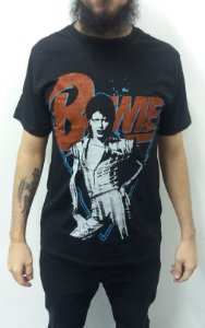 Camiseta David Bowie - Starman