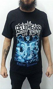 Camiseta Belphegor - Lucifer Incestus