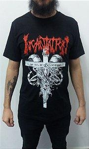 Camiseta Incantation - Decimate Christendom