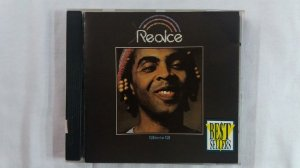 CD Gilberto Gil - Realce
