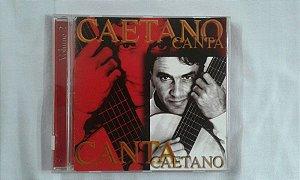 CD Caetano Veloso - Caetano canta Caetano