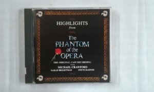 CD Highlights from The Phantom of the Opera