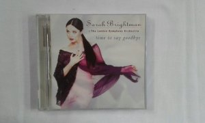 CD Sarah Brightman & The London Symphony Orchestra - Time to say goodbye