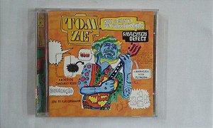 CD Tom Zé - Com defeito de fabricação