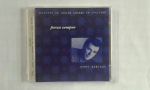 CD Jerry Adriani - Forza Sempre - Sucessos do Legião Urbana em Italiano