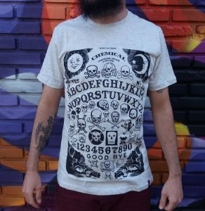 Camiseta Chemical Ouija