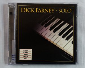 CD Dick Farney - Solo - Duplo