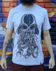 Camiseta Star Wars Darth Octopus