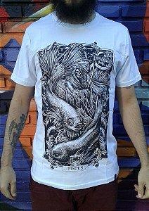 Camiseta Signos - Peixes (Pisces)