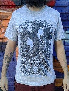 Camiseta Signos - Gêmeos (Gemini)