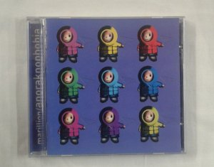 CD Marillion - Anoraknophobia