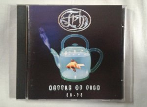 CD Fish - Kettle of Fish - 1988 1998 - Importado