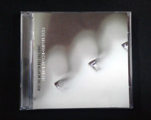 CD Steve Hogarth + Richard Barbieri - Not the weapon but the hand - Importado