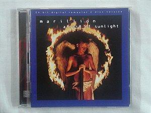 CD Marillion - Afraid of Sunlight - Importado duplo