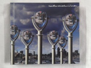 CD Marillion - Somewhere in London - Triplo Importado