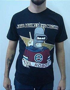 Camiseta Rage Against the Machine - Evil Robot