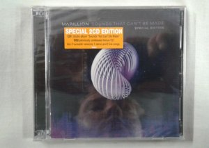 CD Marillion - Sounds That Can't be Made - Especial 2 CD Edition - Importado