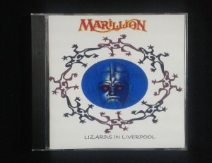 CD Marillion - Lizards in Liverpool - Importado
