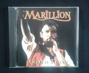 CD Marillion - Golden Tears - Importado