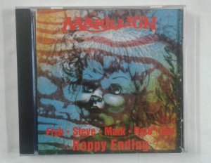 CD Marillion - Happy Ending - Importado