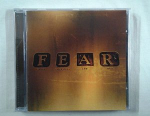 CD Marillion - FEAR - Fuck Everyone and Run