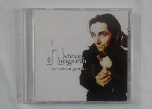 CD Steve Hogarth - Ice cream Genius - Importado