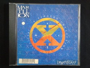 CD Marillion - A Singles Collection